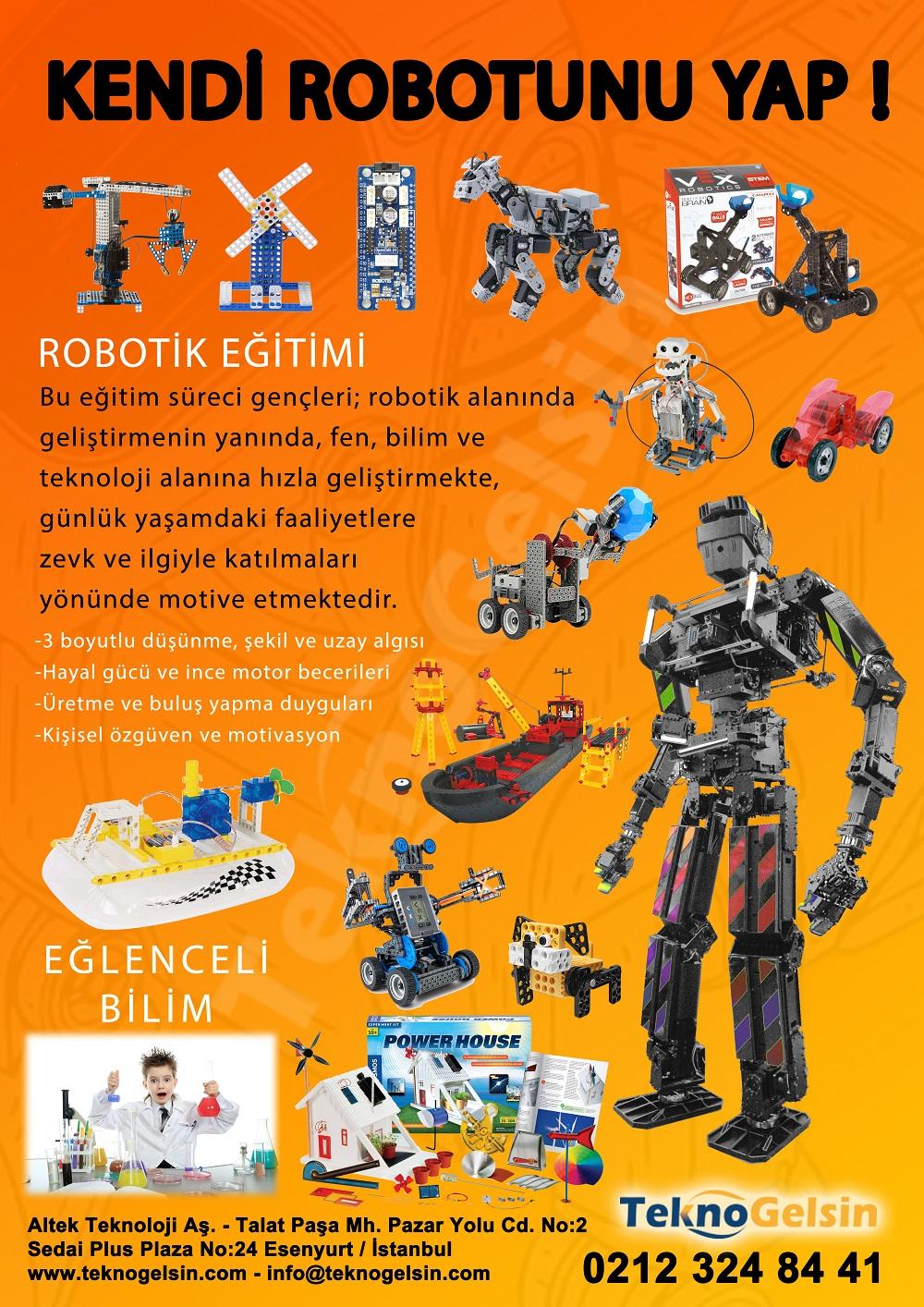 Altek Teknoloji Aş. (technology) - Robotik Otomasyon & Yazılım Çözümleri