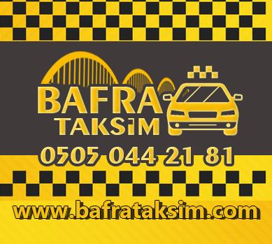 Bafra Taksim Taksi