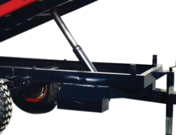 Seçilen Traktör Römorku İmalatı Konya