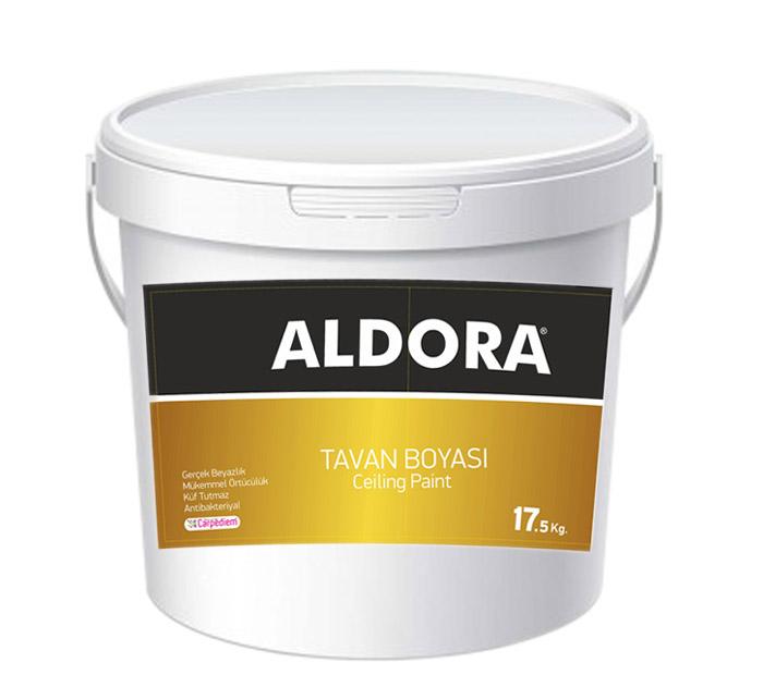 Aldora Plastik Boya Fabrikası Konya