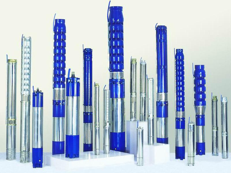 Mavi Su Dalgıç Pompa Dalgıç Motoru Bursa