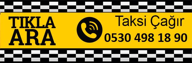 Çubuk Merkez Taksi