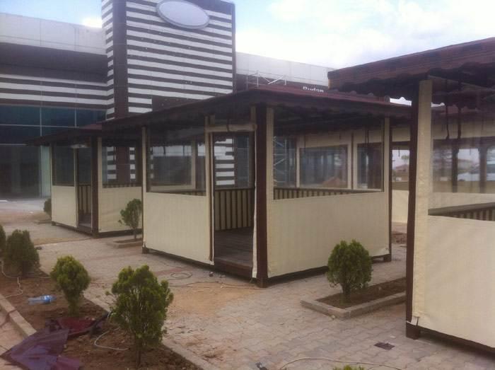 Dgn Erzurum Tente İmalatı Pergole Tente Malatya