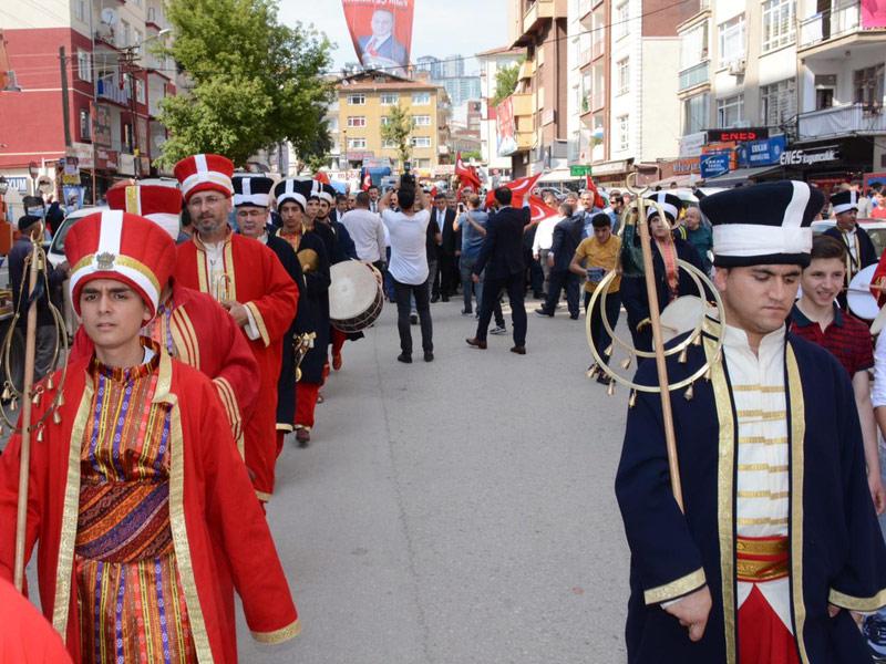 Karataş Mehter Takımı Kiralama Ankara