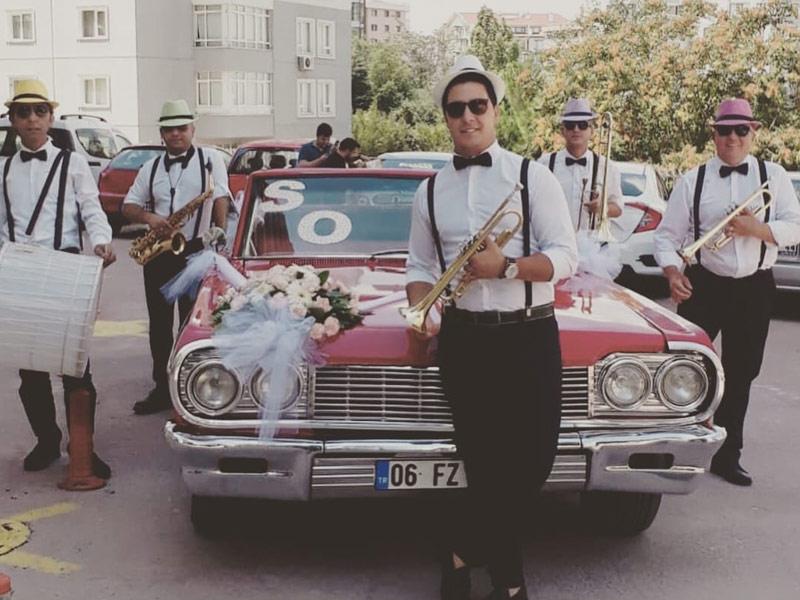 Bando Balkan Ankara Bando Kiralık Düğün Bandosu