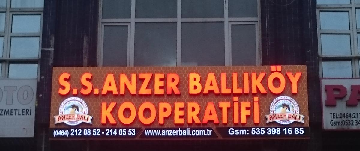Anzer Bal Kooperatifi