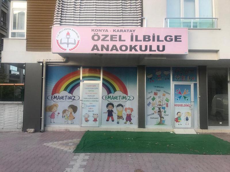 İlbilge Anaokulu Kreş Karatay Konya