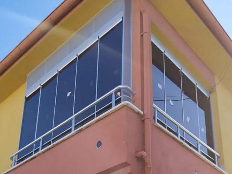 Bedirhan Konya Cam Balkon Katlanır Cam Balkon Sistemleri