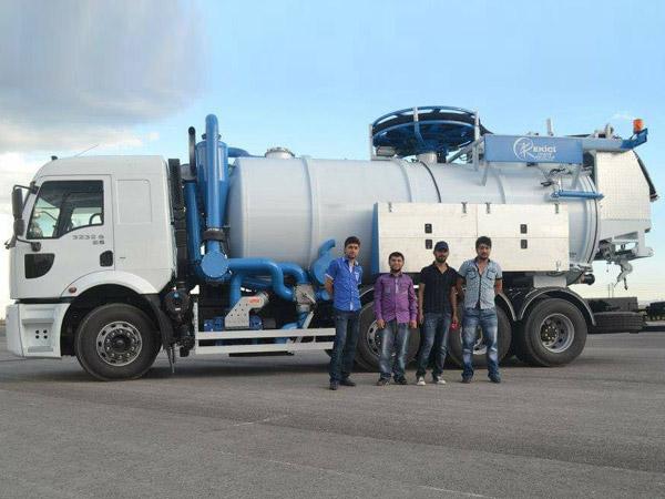 Arex Kiralik Vidanjör Konya Kiralık Kanal Açma