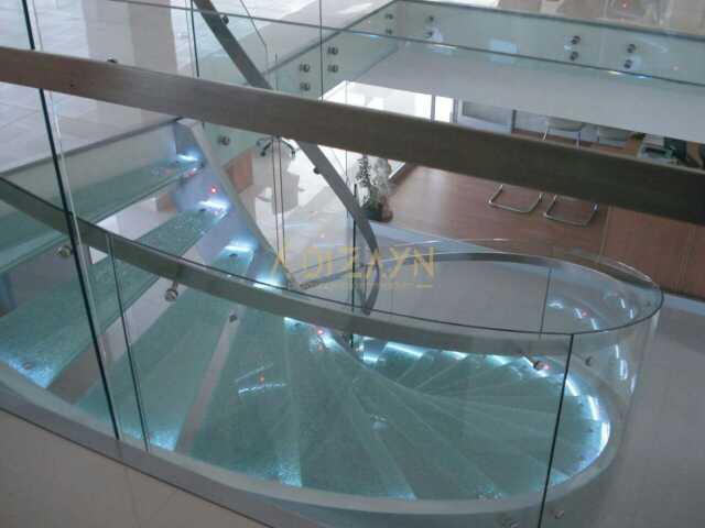 Adızayn Cam Merdiven Çelik Merdiven Granit Merdiven