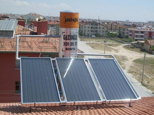 Gazioğlu Güneş Enerji Tamircisi Tamiri Konya