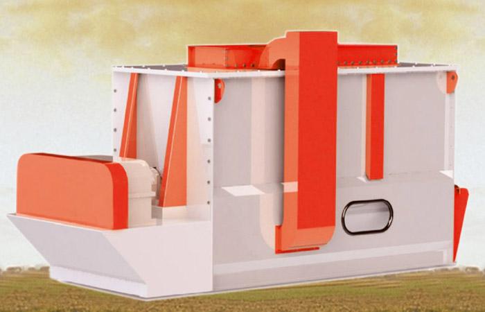 Karmıll Yem Değirmen Makinası Pelet Presi Pelet Soğutucu